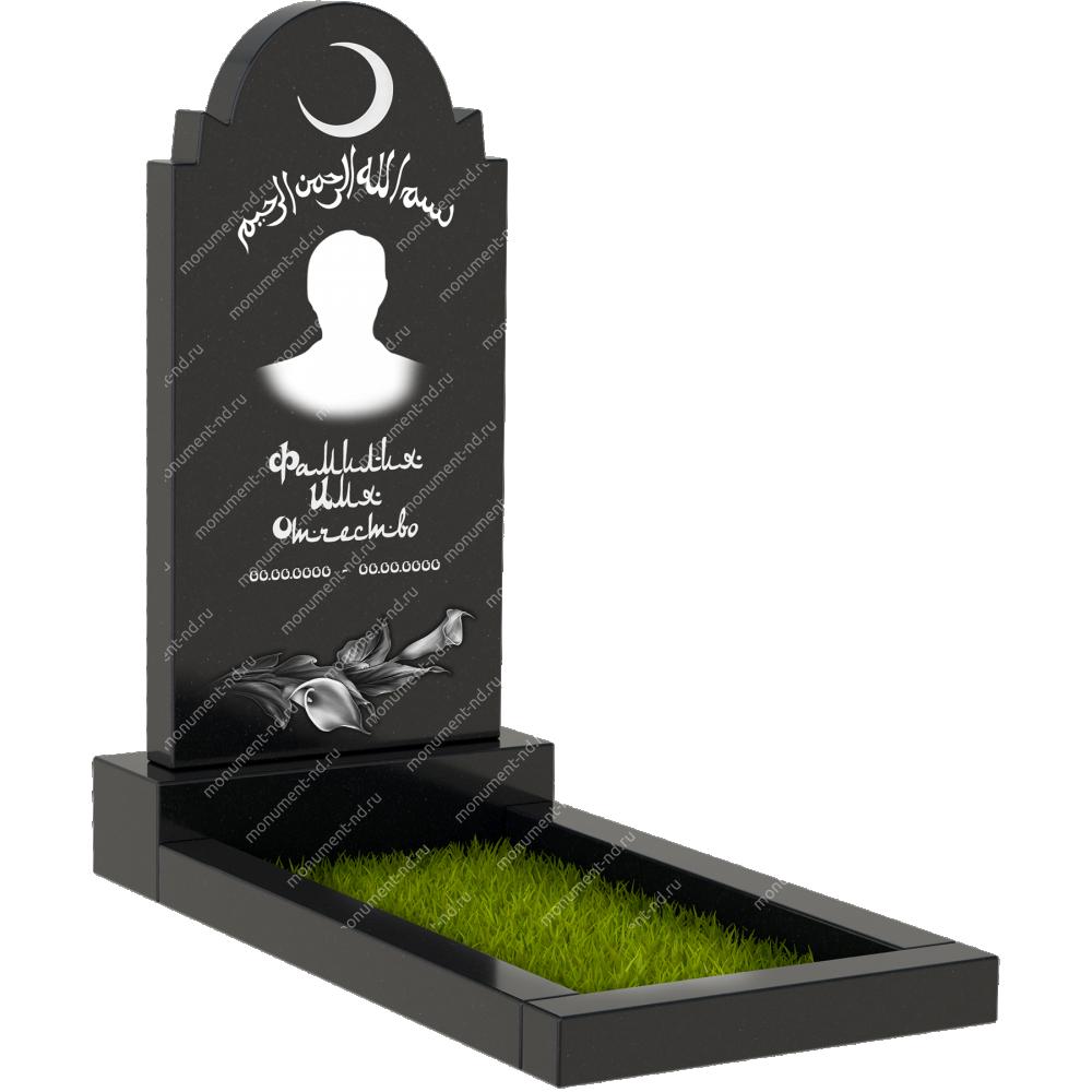 Мусульманский памятник М - 015