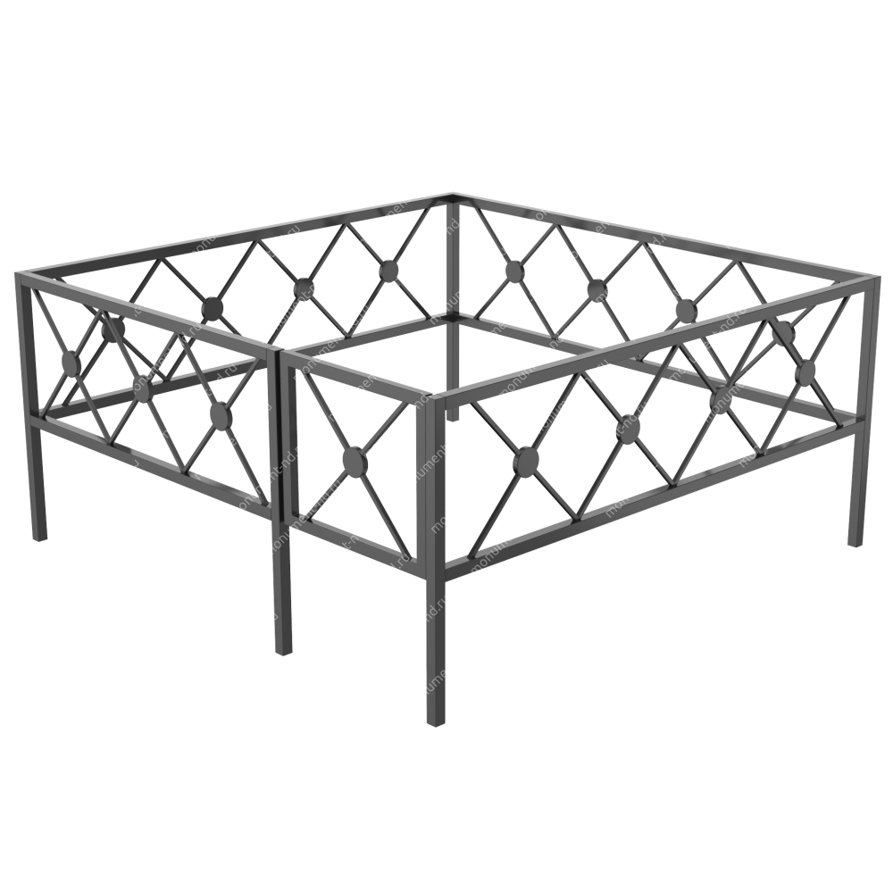 Ограда кованная ОK-39