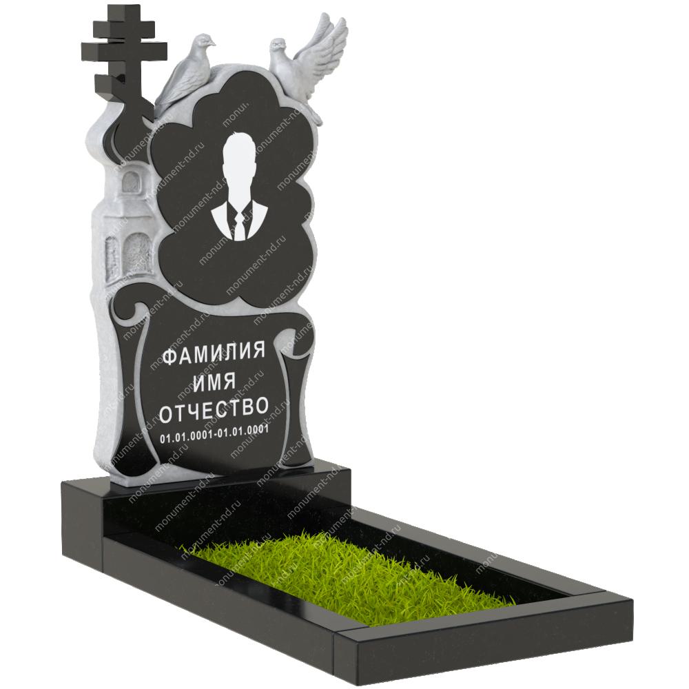 ПБ-60 Памятник с барельефом