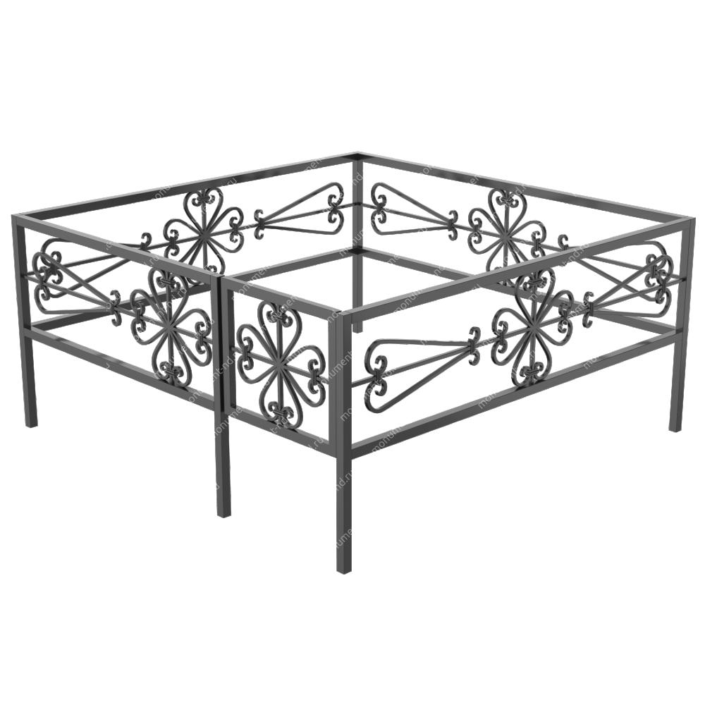 Ограда кованная ОК-29
