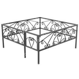 Ограда кованная ОK-42 200х180 см