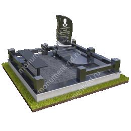"""Мемориальный комплекс Ц - 019 """"Под ключ"""" 200х180 см"""