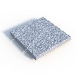 Гранитная плитка ГП-04 цвет серый 1 кв.м.