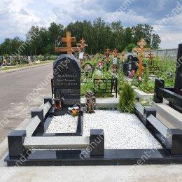 """Мемориальный комплекс НР - 119 """"Под ключ"""" 200х180 см"""
