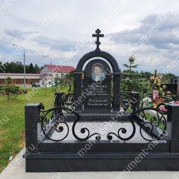 """Мемориальный комплекс НР - 120 """"Под ключ"""" 200х180 см"""