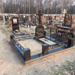 """Мемориальный комплекс НР - 024 """"Под ключ"""" 200х180 см"""
