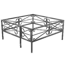 Ограда кованная ОК-13 200х180 см