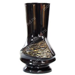 Ваза из полимергранита ВП-003_3 30 см