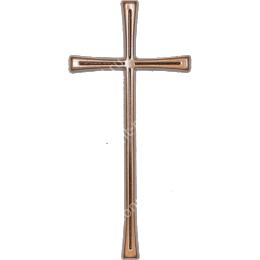 Декор для памятника-016 полимергранит цвет бронза/серебро 16х7,5 см