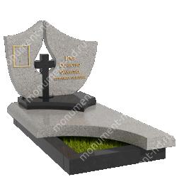 Европейский памятник Е-010_2 60*60*7