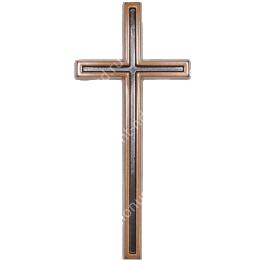 Декор для памятника-018 полимергранит цвет бронза/серебро 20х9 см