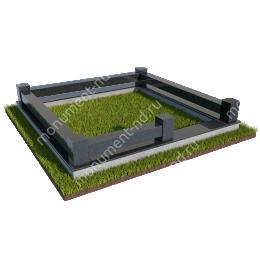 Гранитный цокольГРЦ - 009 гранит