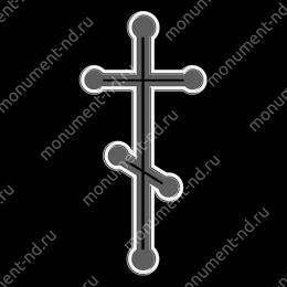Гравировка Крестика К-033