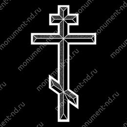 Гравировка Крестика К-007