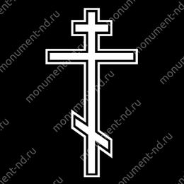 Гравировка Крестика К-002