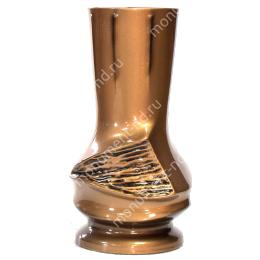 Ваза из полимергранита ВП-003_1 30 см