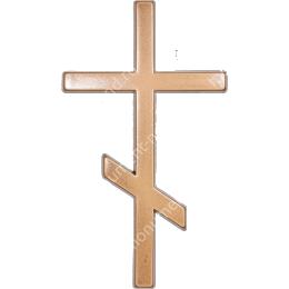 Декор для памятника-014 полимергранит цвет бронза/серебро 11.5х5 см