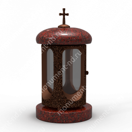 Лампада на могилу-003К