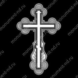 Гравировка Крестика К-006