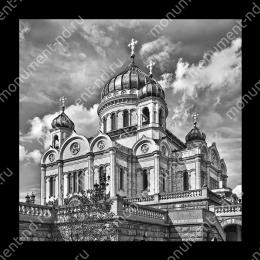 Гравировка храмы Х-015 ≤ 50х50 см