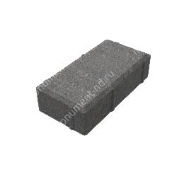 Брусчатка на могилу ТП-10  цвет темно-серый 1 кв.м.