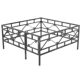 Сварная ограда ОС-002 200х180 см.