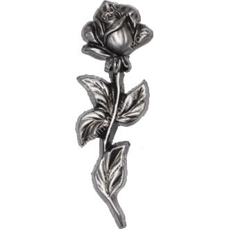 Декор для памятника-023 полимергранит цвет бронза/серебро 18.5х7 см 2