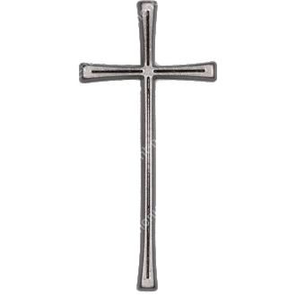 Декор для памятника-016 полимергранит цвет бронза/серебро 16х7,5 см 2