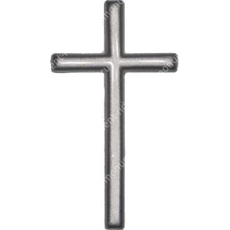 Декор для памятника-019 полимергранит цвет бронза/серебро 15х8 см 2