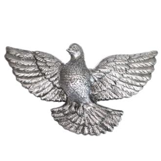 Декор для памятника-03 полимергранит цвет бронза/серебро 2