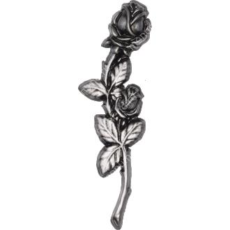 Декор для памятника-021 полимергранит цвет бронза/серебро 21.5х9 см 2