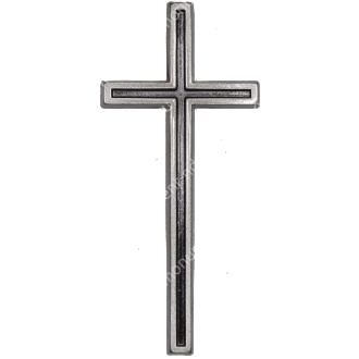 Декор для памятника-018 полимергранит цвет бронза/серебро 20х9 см 2