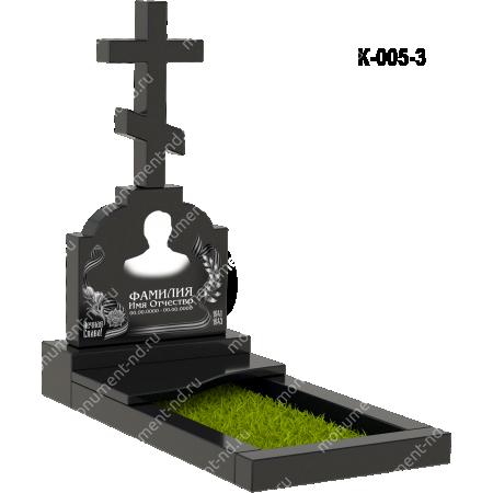 Надгробная плита НП-005 1