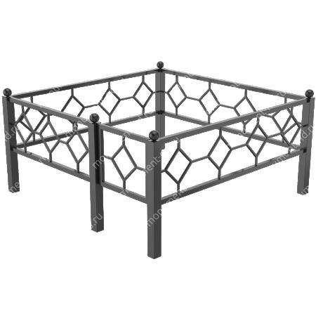 Ограда сварная ОС - 012 2