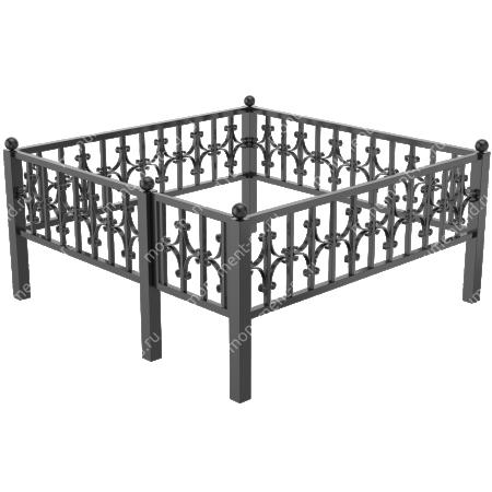 Ограда сварная ОС - 005 2