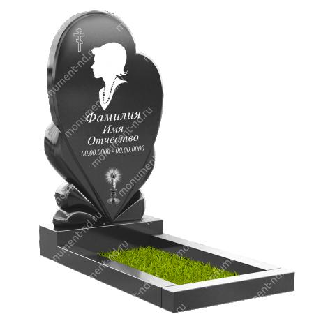ПС-02 - Памятник с сердцем