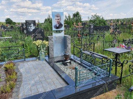 """Мемориальный комплекс НР - 133 """"Под ключ"""" 200х180 см 2"""