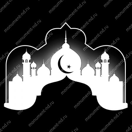 Гравировка Ислам Ис - 032