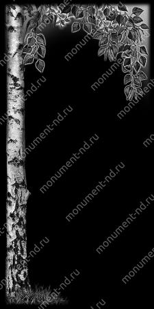 Гравировка дерева Д - 008