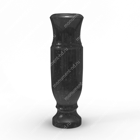 Ваза на могилу из гранита-011 1