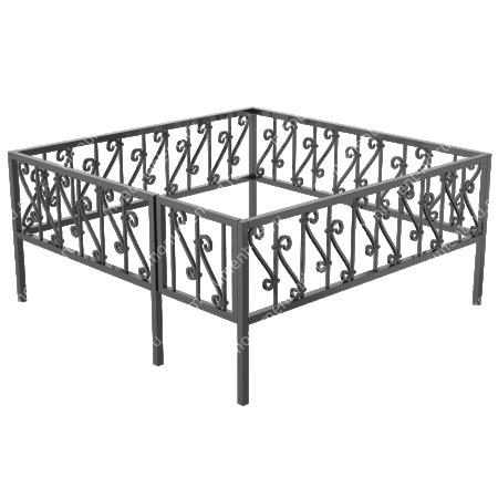 Ограда кованная ОК-5 1