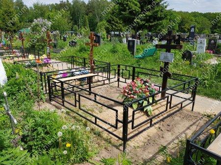 Сварная ограда ОС-001 3