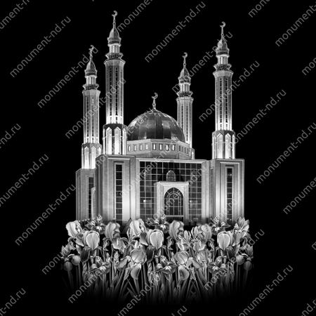 Гравировка Ислам Ис - 041