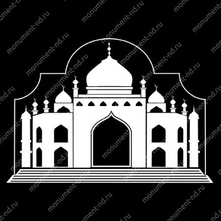 Гравировка Ислам Ис - 024