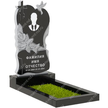 ПБ-89 Памятник с барельефом 1