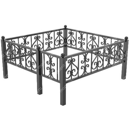 Ограда кованная ОК-32 2