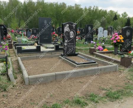 """Мемориальный комплекс НР - 140 """"Под ключ"""" 200х180 см"""