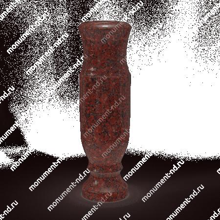 Ваза на могилу из гранита-011 2