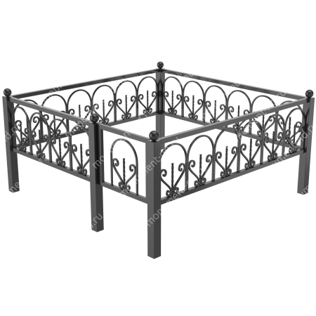 Ограда кованная ОK-43 2