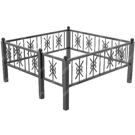 Ограда сварная ОС - 004 2